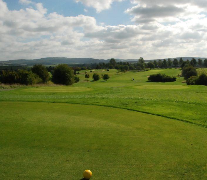 Golfclub Praforst Westkurs Bahn 2