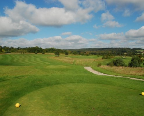 Golfclub Praforst Westkurs Bahn 4