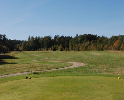 Golfclub Praforst Westkurs Bahn 6