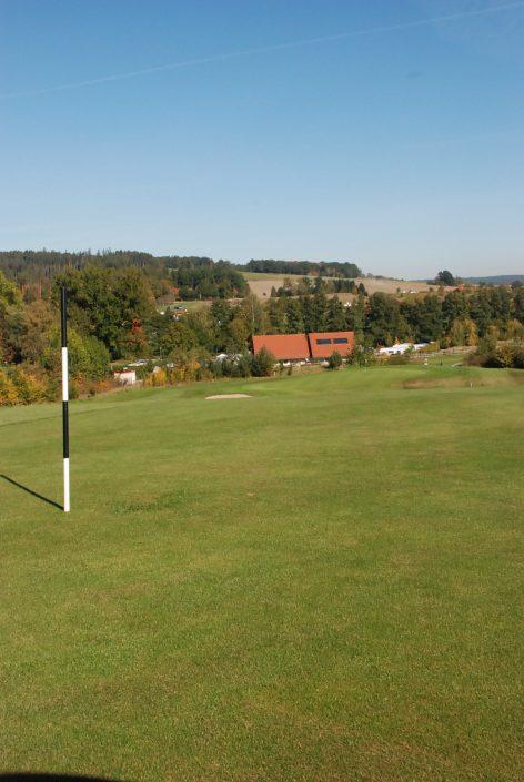 Golfclub Praforst Westkurs Bahn 8