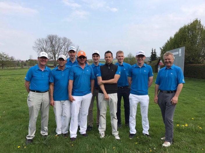 Golfclub Praforst 1. Herren-Mannschaft