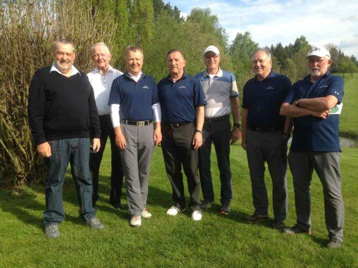 Golfclub Praforst Herren-Mannschaft AK65 Hessenliga Nord