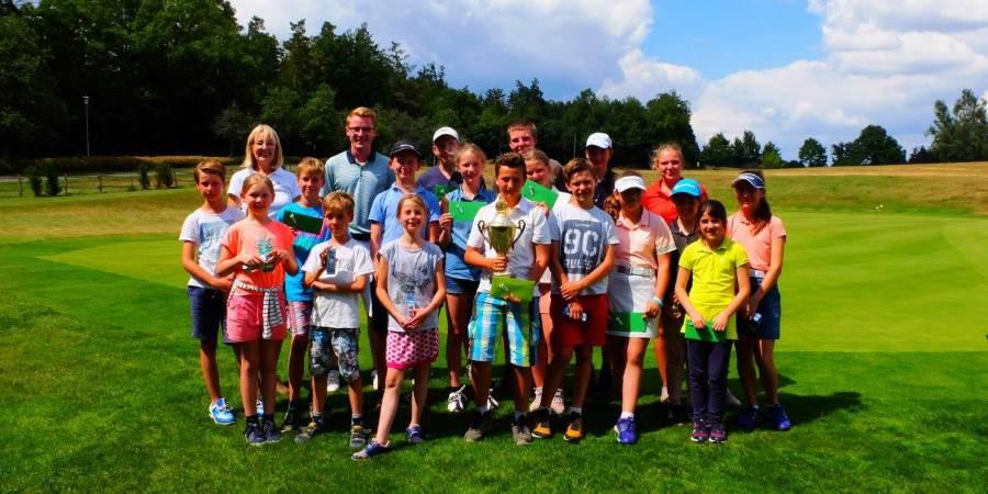 Golfclub Praforst Sommercamp 2018
