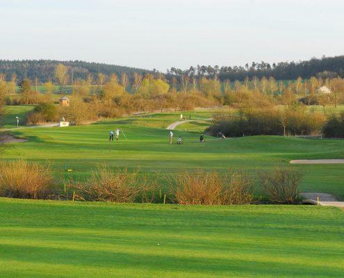 Golfclub Praforst Ostkurs Bahn 1