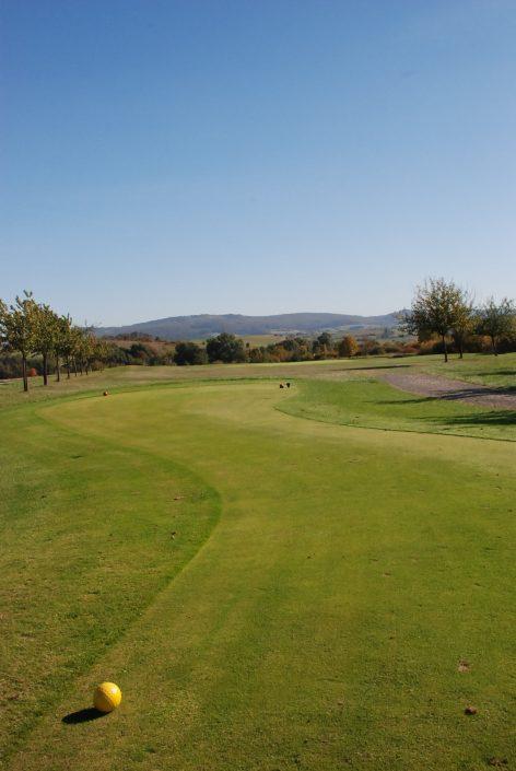 Golfclub Praforst Westkurs Bahn 9