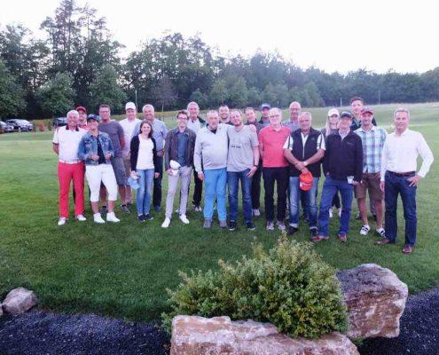 Gemeinsam Golfen Turnier Golfclub Praforst ein voller Erfolg
