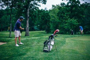 Entspannt Golf entdecken in der Golfschule im Golfclub Praforst