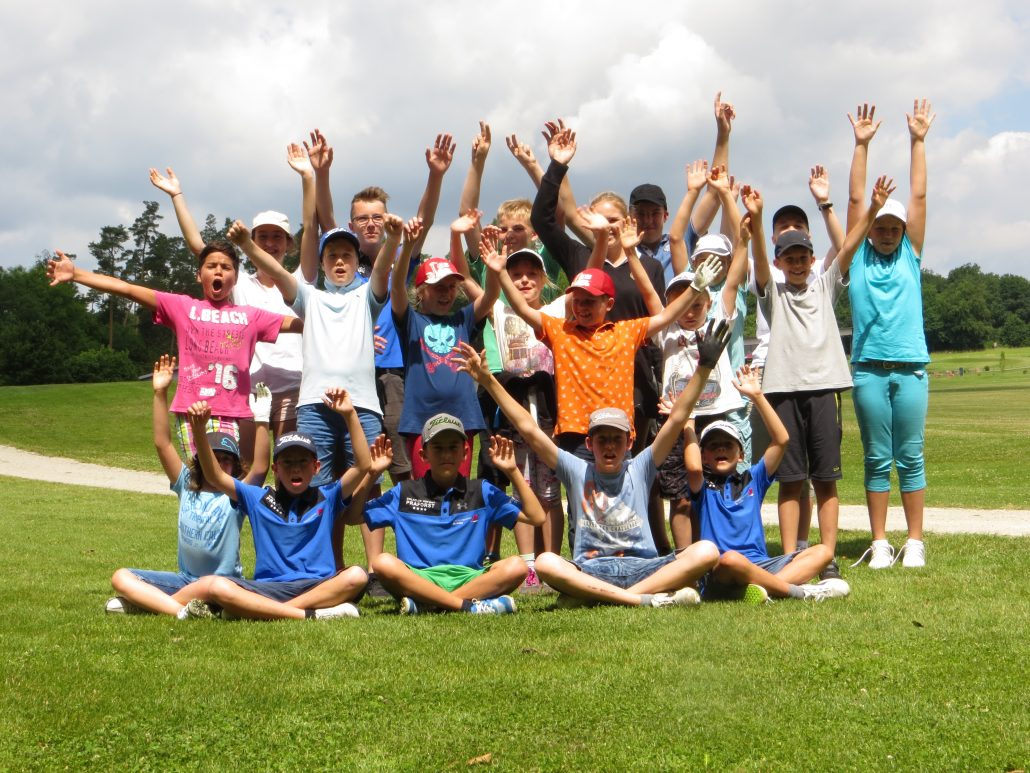 Golfclub Praforst Golf Sommerjugendcamp 2017