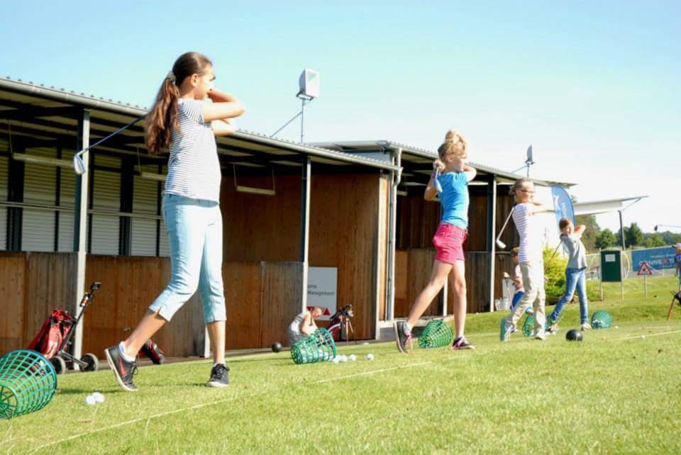 golfclub praforst jugendtraining