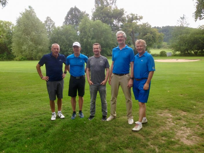 Golfclub Praforst 1. Herren-Mannschaft AK-30 Hessenliga 3. Liga Nord