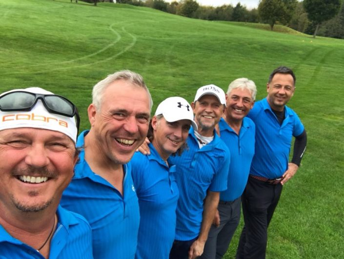 Golfclub Praforst Herren-Mannschaft AK50 1. Hessenliga