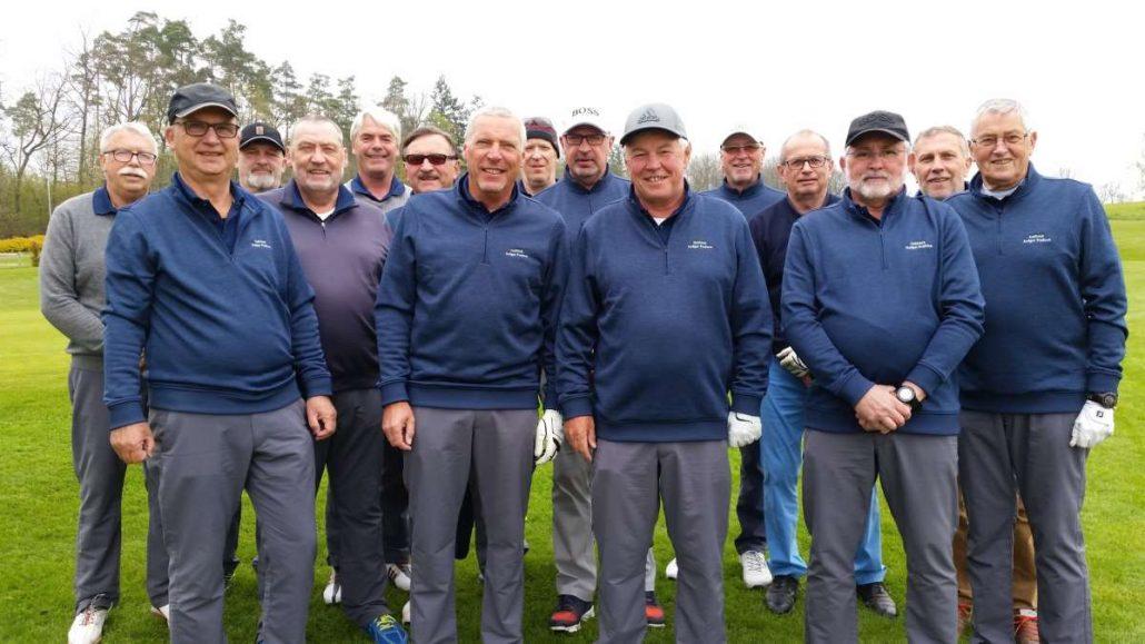 Golfclub Praforst RMKL-Mannschaft 2. Liga