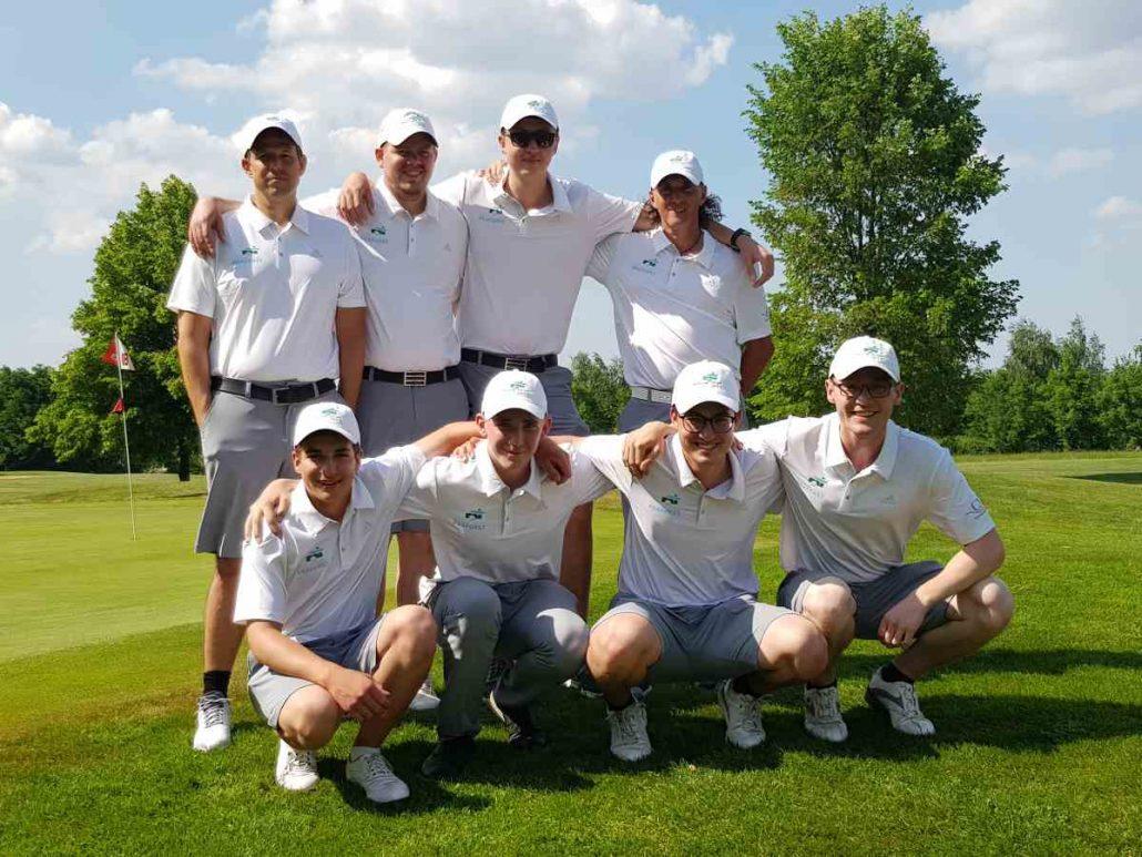 Golfclub Praforst DGL Herren Mannschaft