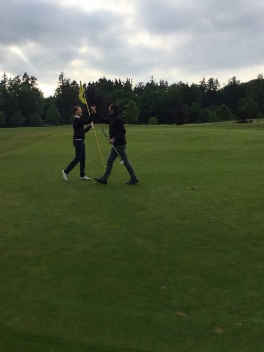 Golfclub Praforst Gemeinsam Golfen Turnier in 2018_17