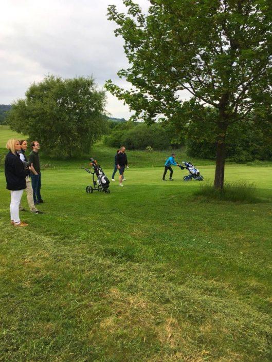 Golfclub Praforst Gemeinsam Golfen Turnier in 2018_2