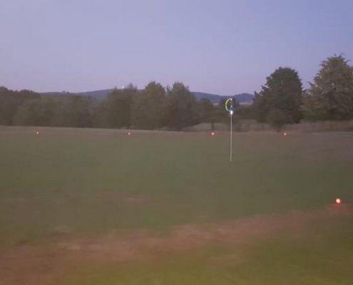 Golfclub Praforst Sommercamp 2018 Nachtgolfen