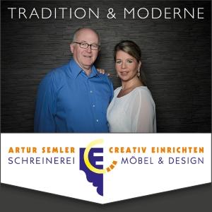 Logo Artur Semler Creativ Einrichten