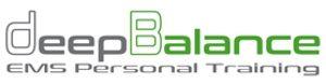 DeepBalance EMS Personal Training Petersberg Fulda Logo