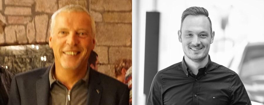 Beginner Scout und Beginner Captain Golfclub Praforst - Matthias Rehberg und Tizian Schlömer