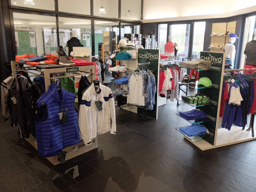 Golfshop Proshop Golfclub Praforst Chervo Outlet