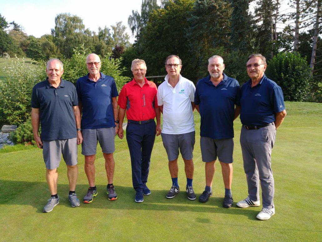 Golfclub Praforst AK65 Mannschaft