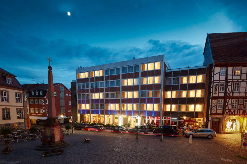 Platzirsch Fulda Hotel