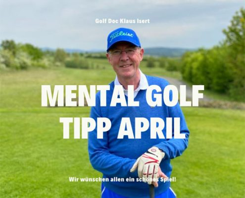 Praforst Mental Golf Tipp April 2021