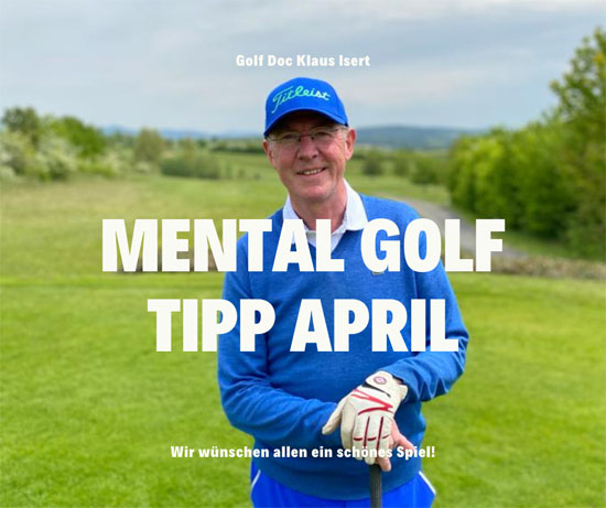 Praforst Mental Golf Tipp April 2021