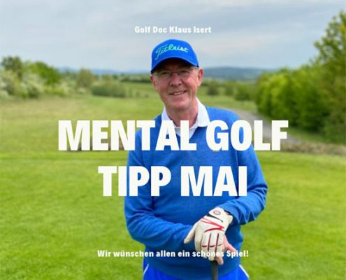 Praforst Mental Golf Tipp Mai 2021