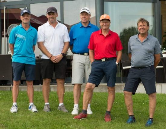Golfclub Praforst Handwerkercup Ausrichter spenden 1.000 Euro für Flutopfer